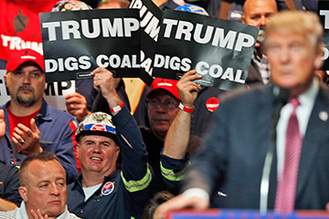 Trump making good on promises to coal miners | Industry Focus | CKIC