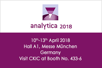 CKIC exhibit at Analytica 2018 | CKIC