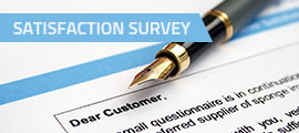 Satisfaction Survey | CKIC
